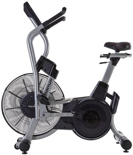 Tunturi Platinum Air Bike Hometrainer - Gratis trainingsschema