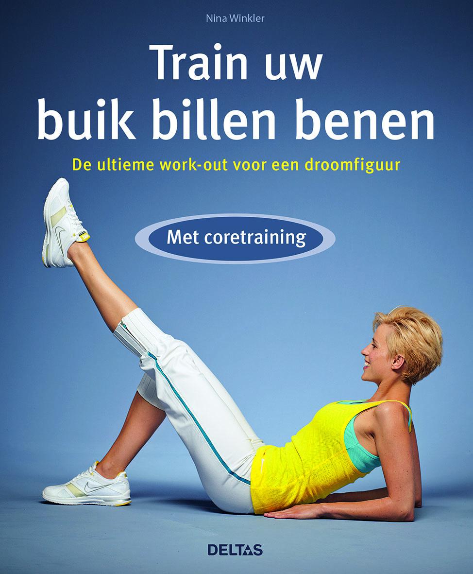 Train uw buik billen benen