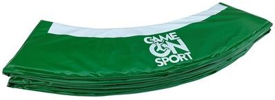 Game On Sport Trampolinerand - 244 cm - Groen