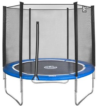 Game On Sport Trampoline Jumpline - 244 cm - Blauw