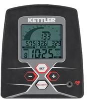 Kettler Giro M Black Hometrainer - Gratis montage - Gratis trainingsschema-2