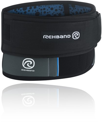 Rehband X-RX Rugbrace - Grijs