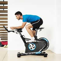Kettler Racer RS Spinbike - Inclusief Kettler World Tours 2.0-1