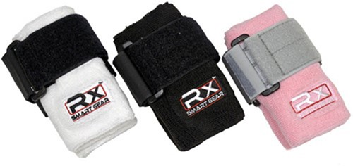 RX Smart Gear Wrist Support - Large - Black