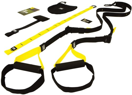 TRX Home Suspension Training Kit - Met Trainingsvideos