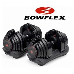 Bowflex 552i Selecttech Dumbellset 23.8 kg