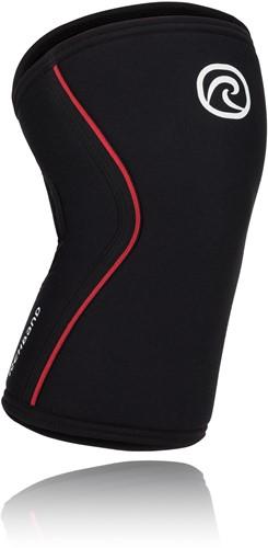 Rehband Kniebrace RX 7MM - Black/Red