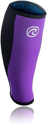 Rehband Shin/Calf Support RX 5MM - Black/Purple