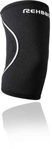 Rehband QD Elleboogbrace - 3 mm - Zwart
