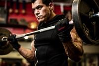 Harbinger Pro WristWrap Fitnesshandschoenen Lifestyle