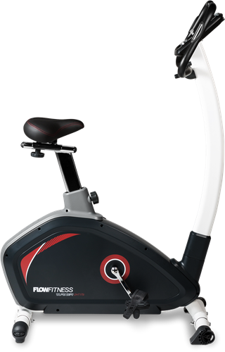 Flow Fitness Turner DHT175i Hometrainer - Showroommodel-2