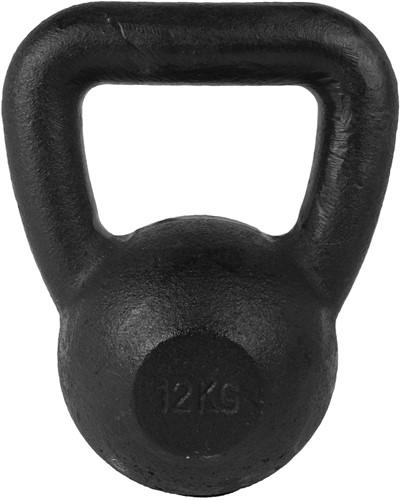 Tunturi Kettlebell - Gietijzer - 12 kg