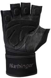 Harbinger Training Grip WristWrap Fitness Handschoenen