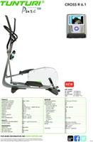 Tunturi Pure Cross R 6.1 - Crosstrainer - Gratis montage-2