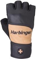 Harbinger Classic WristWrap Fitness handschoenen Natural-1