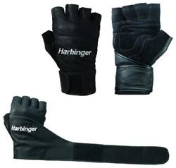 Harbinger Classic WristWrap - Stoffig