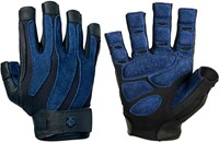 Harbinger BioForm - Black/Blue-1