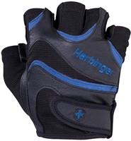 Harbinger FlexFit gloves Black/Blue-1