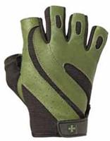 Harbinger Pro - Wash&Dry Fitness Handschoenen Green-1