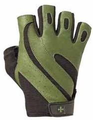 Harbinger Pro - Wash&Dry Fitness Handschoenen Green