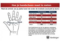 Harbinger Pro - Wash&Dry Fitness Handschoenen Green-2