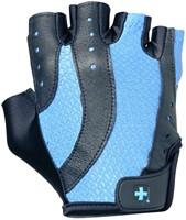 Harbinger Womens pro wash & dry 2 fitness handschoenen - Black Blue