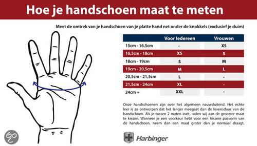 Harbinger Women's Pro Fitnesshandschoenen Grijs-3