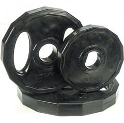 Tunturi Olympic Rubber Plate