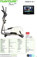 Tunturi Pure Cross R 10.1 - Crosstrainer-2