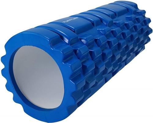 Tunturi Foam Grid Roller - 33 cm - Blauw