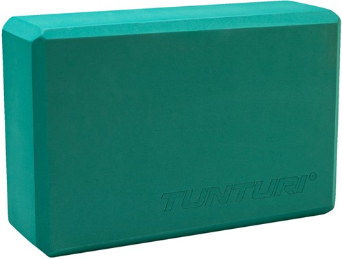 Tunturi Yoga Blok - Turquoise