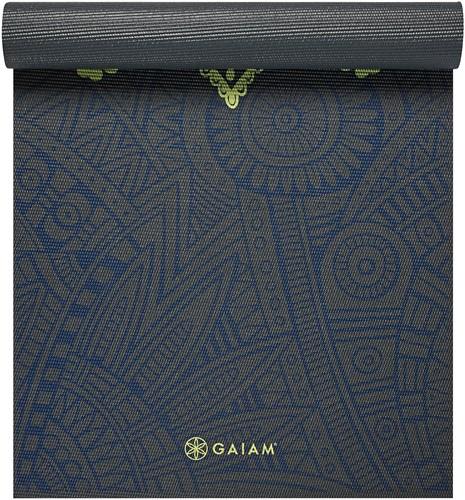 Gaiam Yoga Mat - 6 mm - Sundial Layers