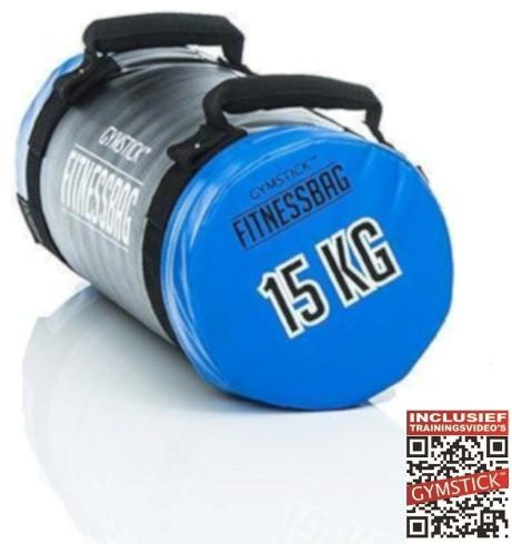 Gymstick Fitness Bag - Powerbag - Met Online Trainingsvideo's - 15 kg