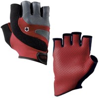Harbinger Cross Trainer Gloves - Red-1