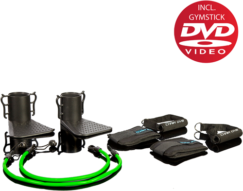 Gymstick chair gym met DVD-2