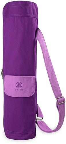 Gaiam Yogamat Tas - Sparkling Grape