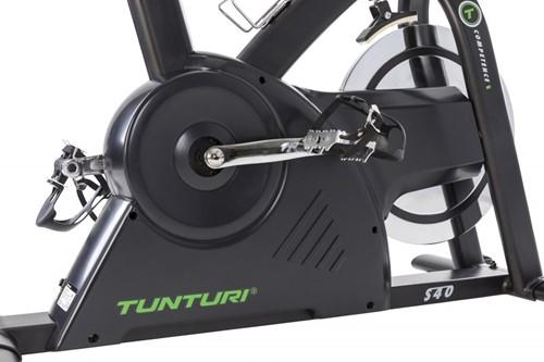 Tunturi Competence S40 Sprinter Bike close up
