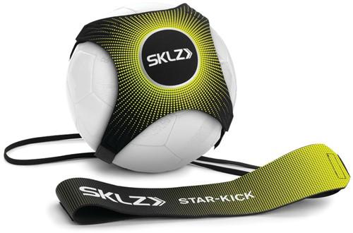 SKLZ Star Kick Solo Voetbaltrainer - Geel