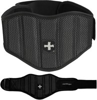 Harbinger firm fit contoured belt-1