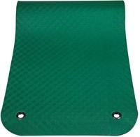 Reha Fit Fitnessmat Groen 180x65 cm-1
