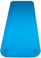 Reha Fit Fitnessmat Turquoise/Grijs 180x65 cm-1