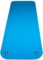 Reha Fit Fitnessmat Turquoise/Grijs 180x65 cm
