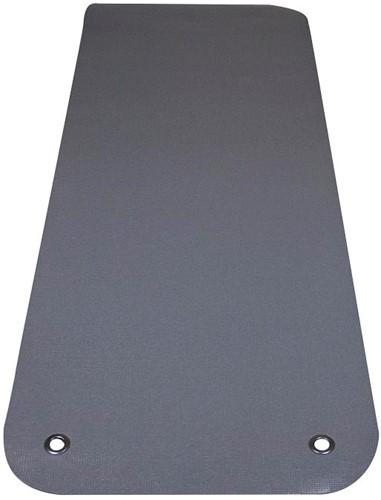 Reha Fit Fitnessmat - Yogamat - Anthracite/Grijs 180x65 cm-3
