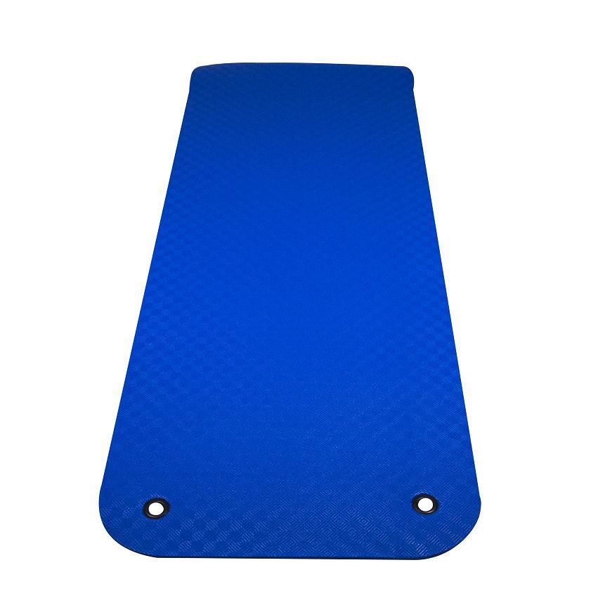 Reha Fit Fitnessmat XL Blauw 180x100 cm