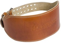"Harbinger Classic 6"" Oiled Leather Gewichthefriem - 15 cm-1"