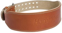 "Harbinger Classic 4"" Oiled Leather Gewichthefriem - 10 cm-1"