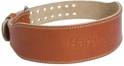 "Harbinger Classic 4"" Oiled Leather Gewichthefriem"