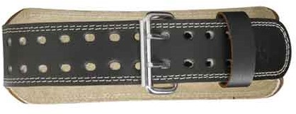 Harbinger 6 Inch Padded Leather Belt-2