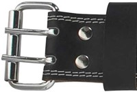 Harbinger 6 Inch Padded Leather Belt-3