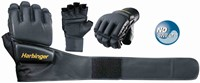 Harbinger WristWrap Bag Gloves-1
